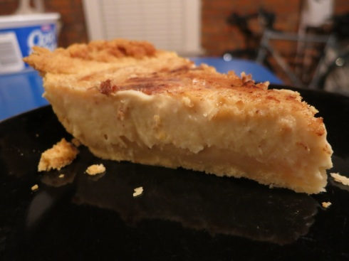You can see the odd layering on the pie.  Any ideas as to why?