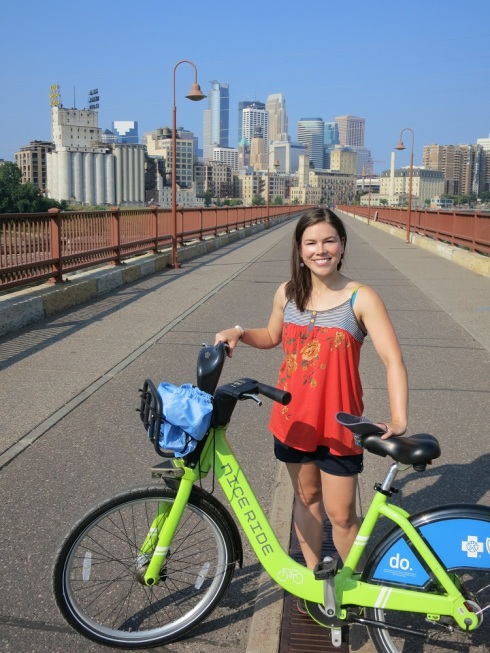 Bike shares are great for tourists.  So come to Columbus and use ours!